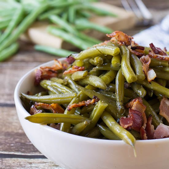 Southern-Style Green Beans