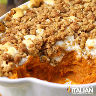 Boston Market Copycat Sweet Potato Casserole
