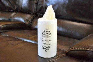 DIY Leather Sofa Cleaner and Conditioner
